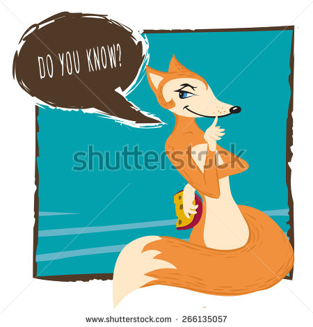 Fox And Cheese Stock Photos, Royalty.