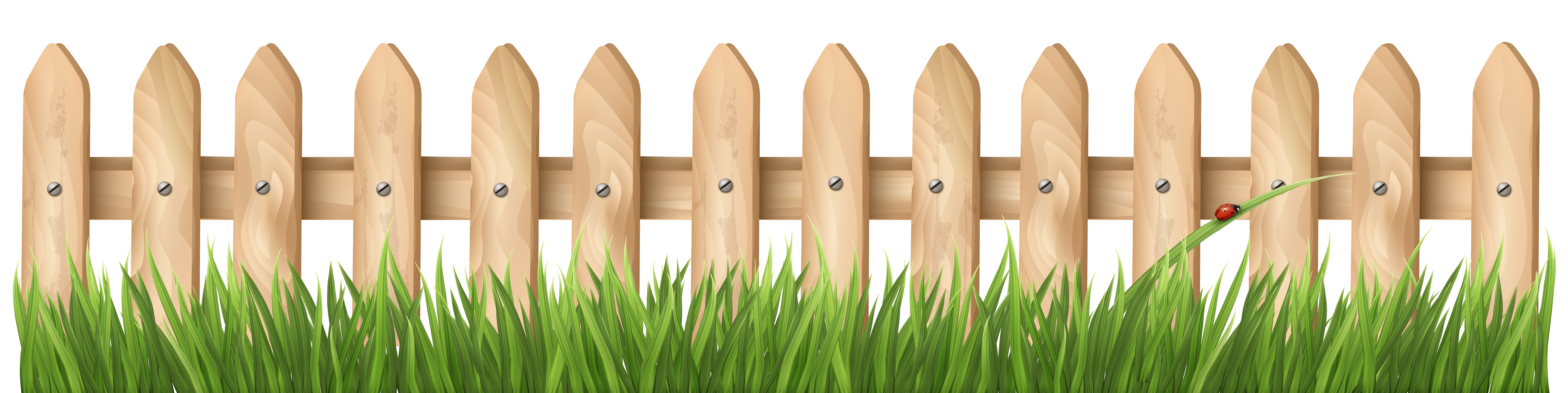 Fence Clipart Images.