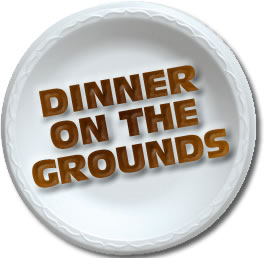 Dinner on the grounds clipart.