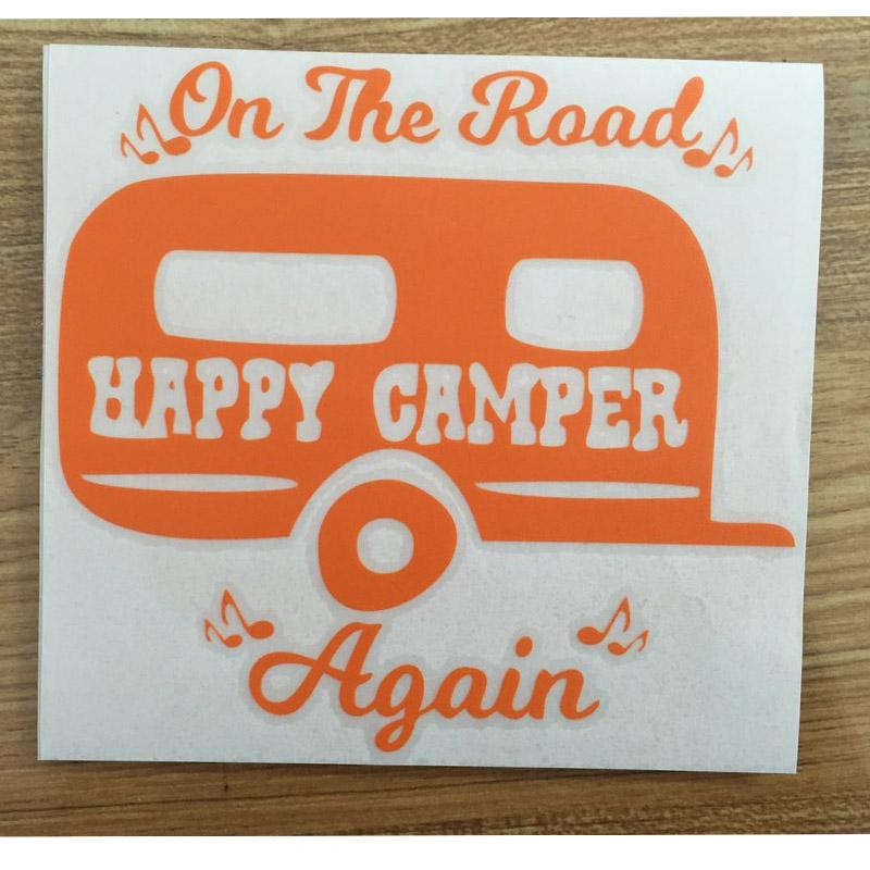 Caravan Clipart on road again 11.