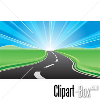 Road Free Clipart.