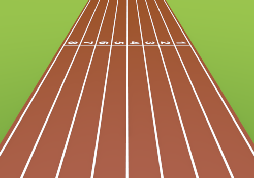 Track clipart #3