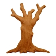 Trunk Of Tree Clipart.