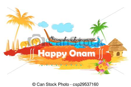 Onam Illustrations and Clipart. 255 Onam royalty free.