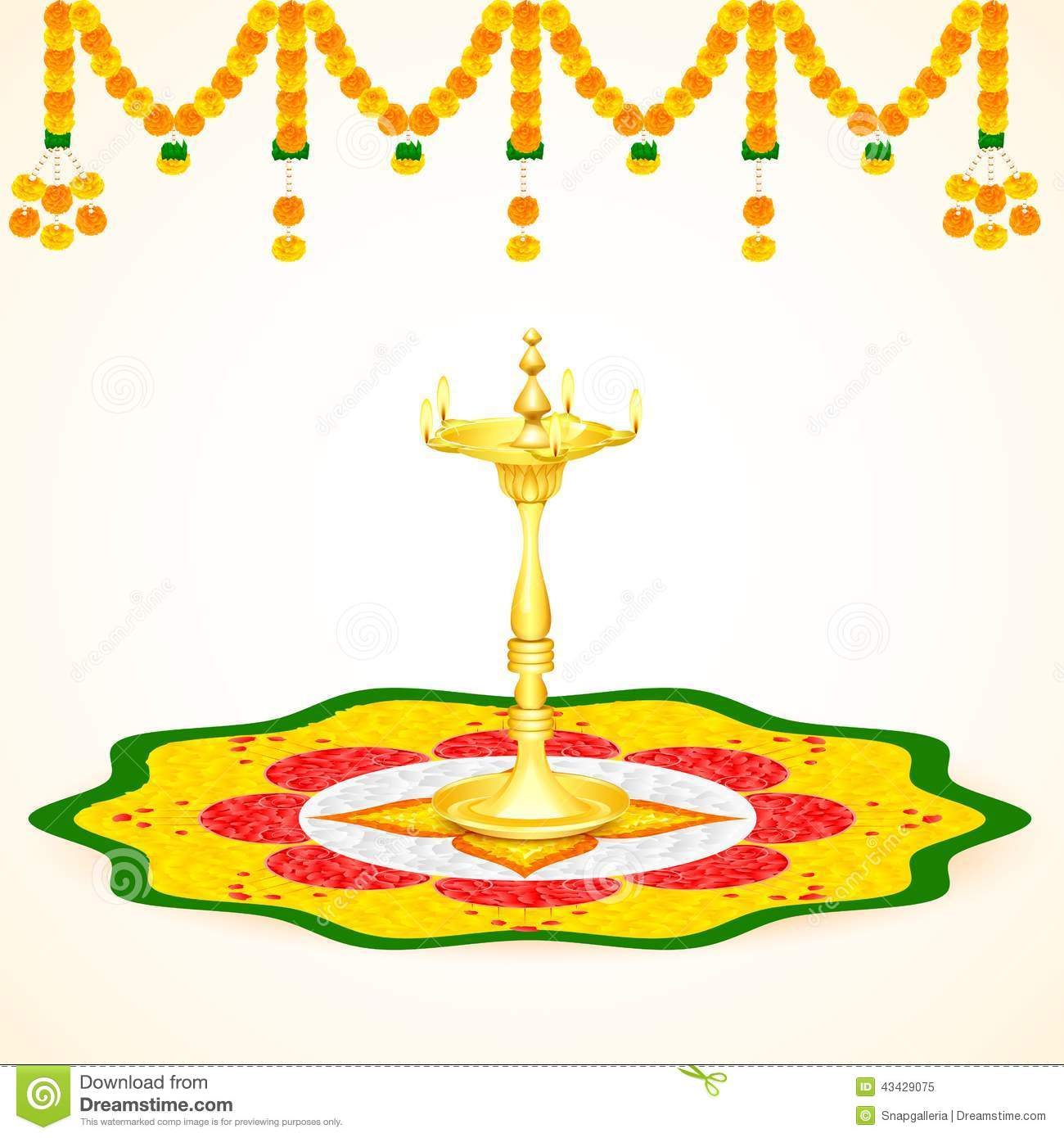 Onam clipart free download.