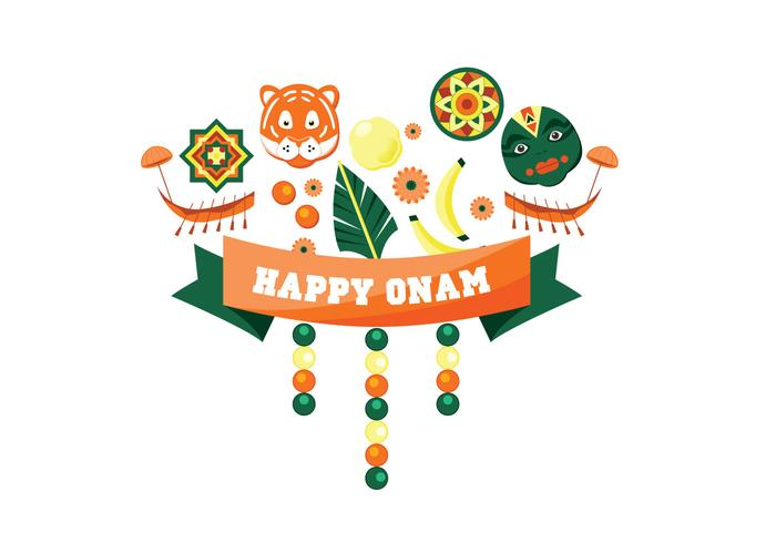 Happy Onam PNG Transparent Happy Onam.PNG Images..