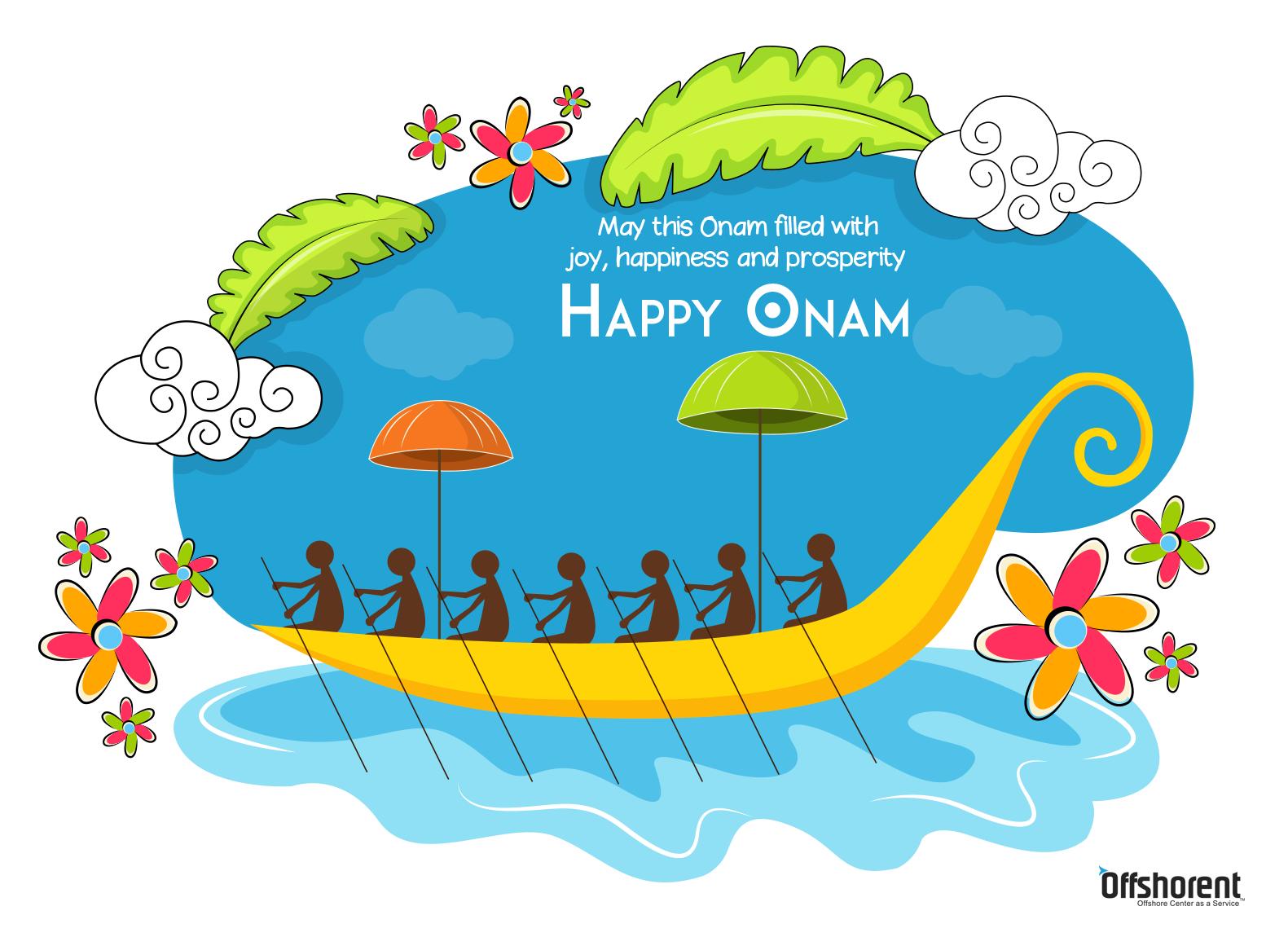 Happy Onam 2016.