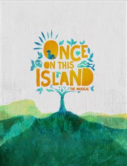 Once On This Island Magnet.