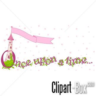 CLIPART ONCE UPON A TIME.