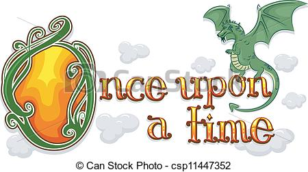Once upon time Vector Clipart EPS Images. 42 Once upon time clip.