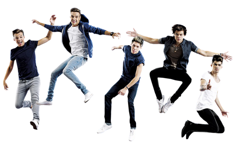 One Direction PNG Images Transparent Free Download.