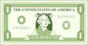 Free 1 Dollar Bill Cliparts, Download Free Clip Art, Free.
