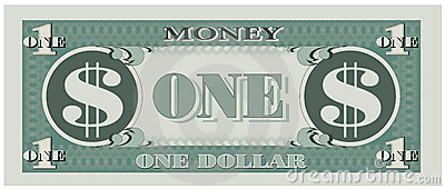 One Dollar Bill Stock Photos, Images, & Pictures.