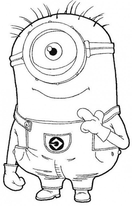 17 Best ideas about One Eyed Minion on Pinterest.