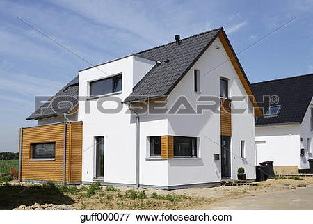 Picture of Germany, Grevenbroich, new built one.