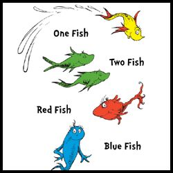 12+ One Fish Two Fish Clip Art.