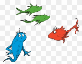 Free PNG One Fish Two Fish Clip Art Download.