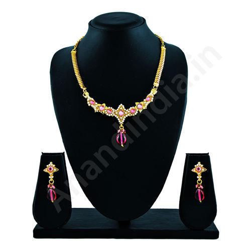 Sadabahar 1 Gram Gold Plated 51 Pcs. Jewellery Collection.