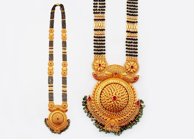 Pin by tejswini on mangalsutra in 2019.