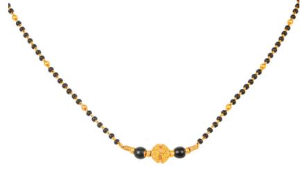 9 Latest 1 Gram Gold Mangalsutra Designs 2019.