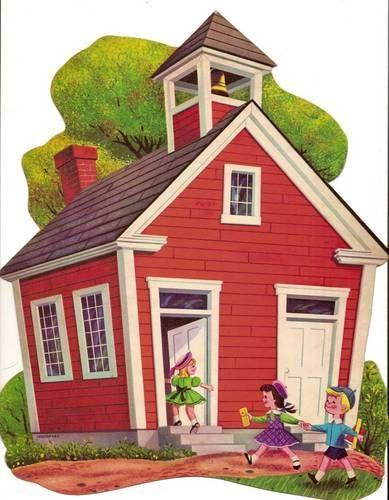 Schoolhouse free school house clipart clip art.
