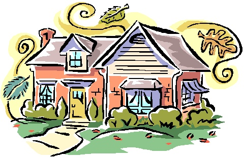 Clip Art Dream Home Clipart.