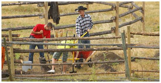 Trailrides and horseback riding, wagon and sleigh rides in the.