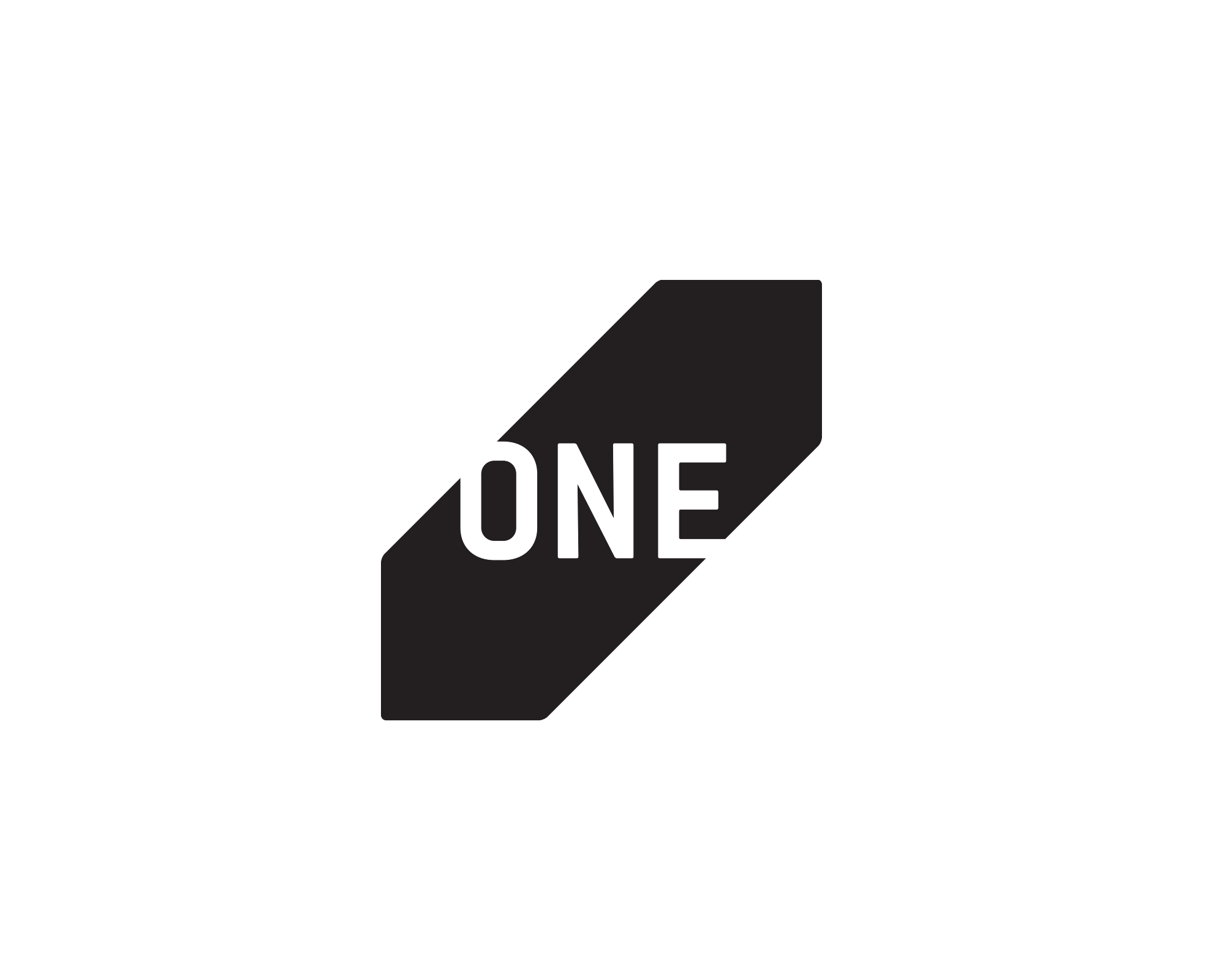 The One logo.