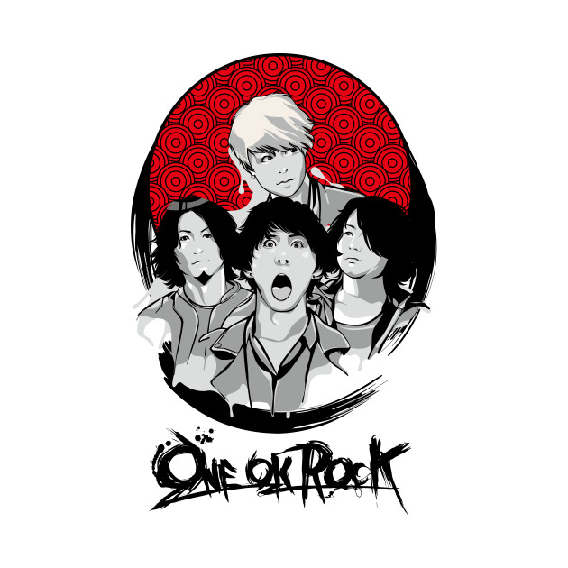 ONE OK ROCK Anime Edition.