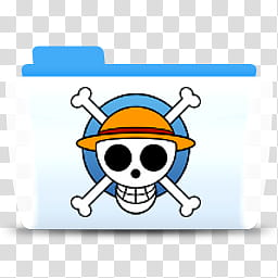 One Piece icon folder, Dossier One Piece Logo, One Piece.
