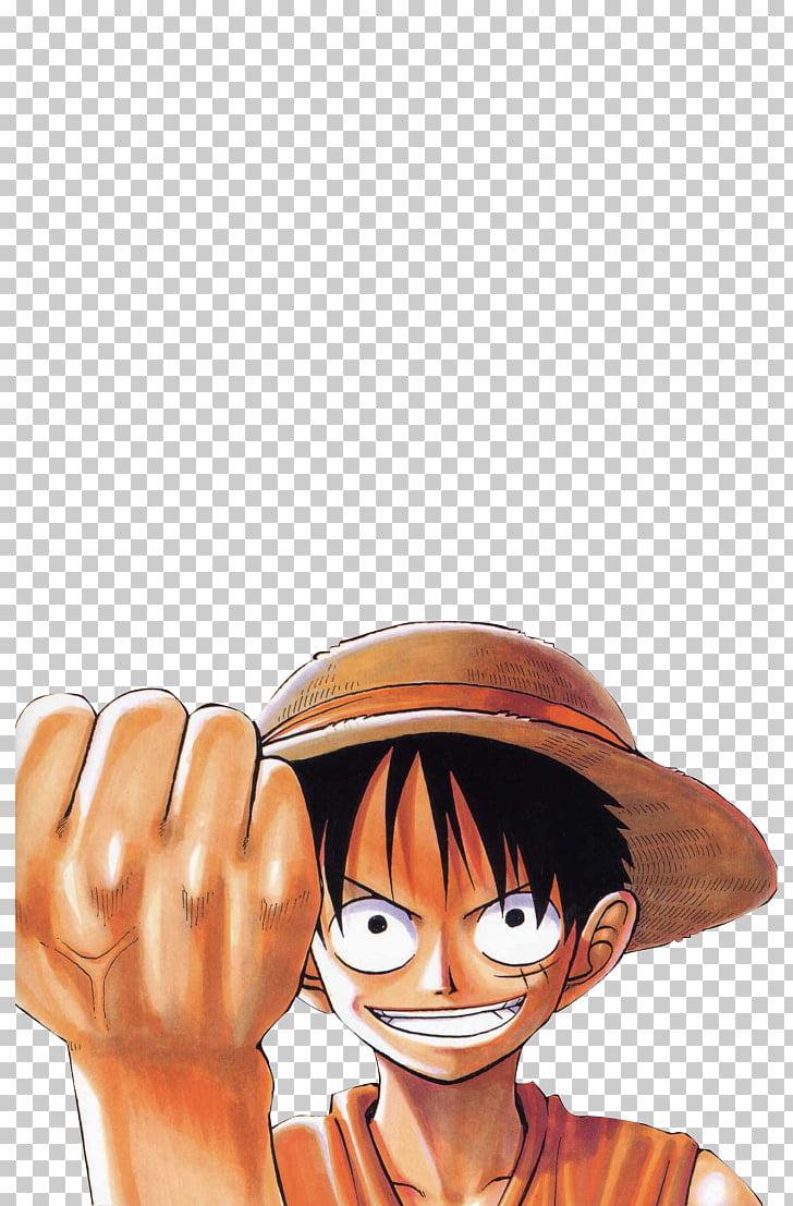 Monkey D. Luffy One Piece Manga Gazette, one piece PNG.