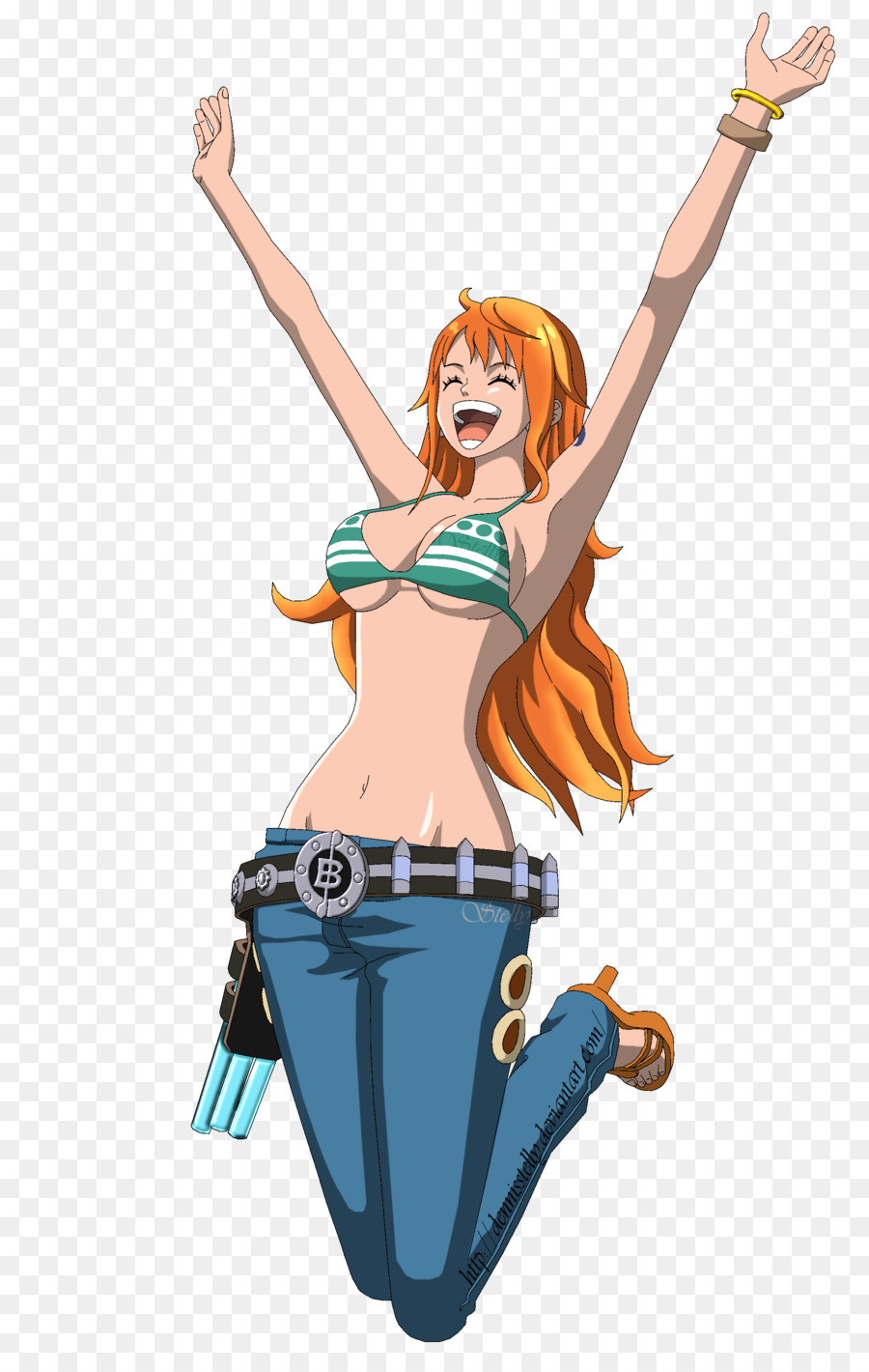 One Piece Nami Png & Free One Piece Nami.png Transparent.