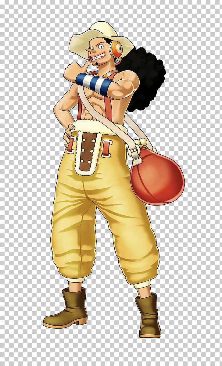 One Piece: World Seeker Monkey D. Luffy Usopp Nami Roronoa.