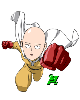 One Punch Man favourites by wilmer29 on DeviantArt.