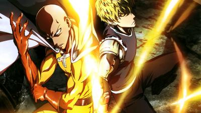 One Punch Man Chrome Themes.