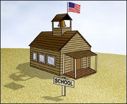 WebQuest: A One Room Schoolhouse.