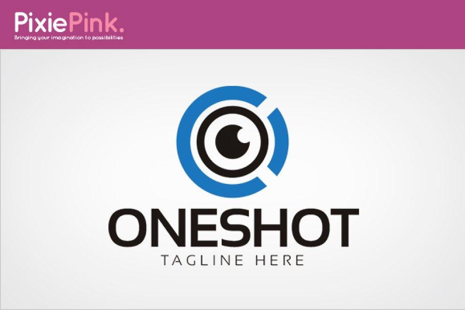One Shot Logo Template.