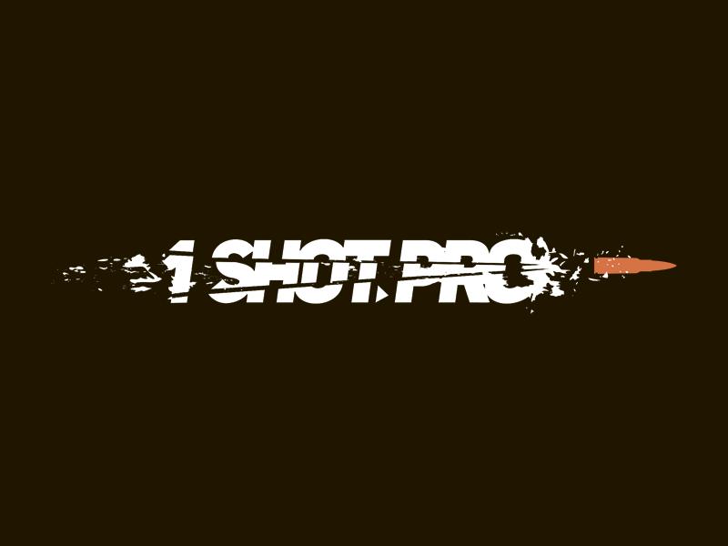 One Shot Pro by Logo machine on Dribbble.
