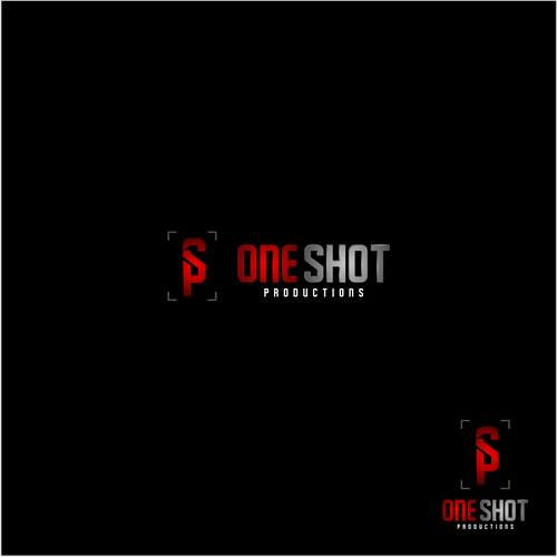 Design a custom Logo For One Shot Productions for music.