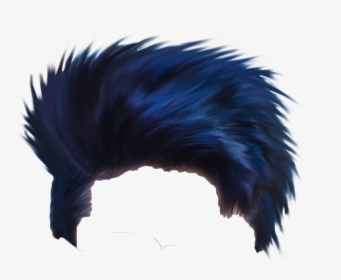 One Side Hair Png, Transparent Png.