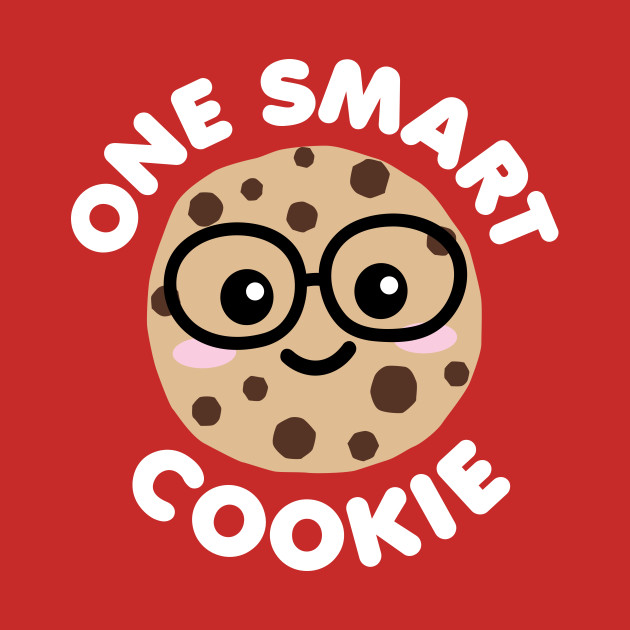 One smart cookie clipart Transparent pictures on F.