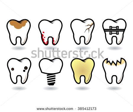 Tooth Stock Photos, Royalty.