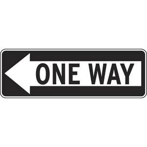 One Way Arrow Clipart.