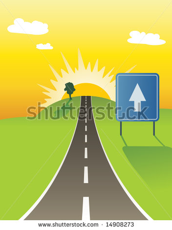 Cartoon country road free vector download (15,050 Free vector) for.