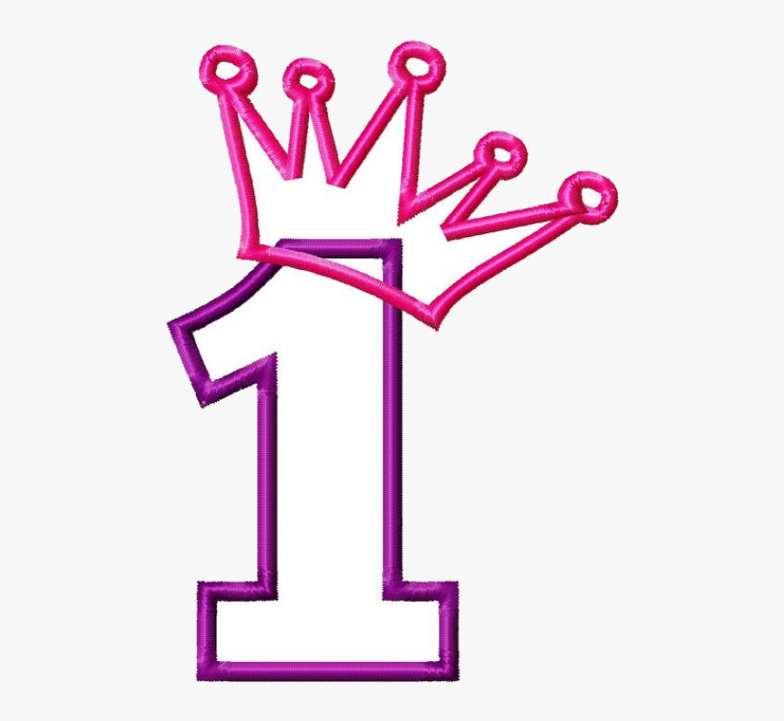 Number 1 One Birthday Clip Art Free Clipart Tideas.