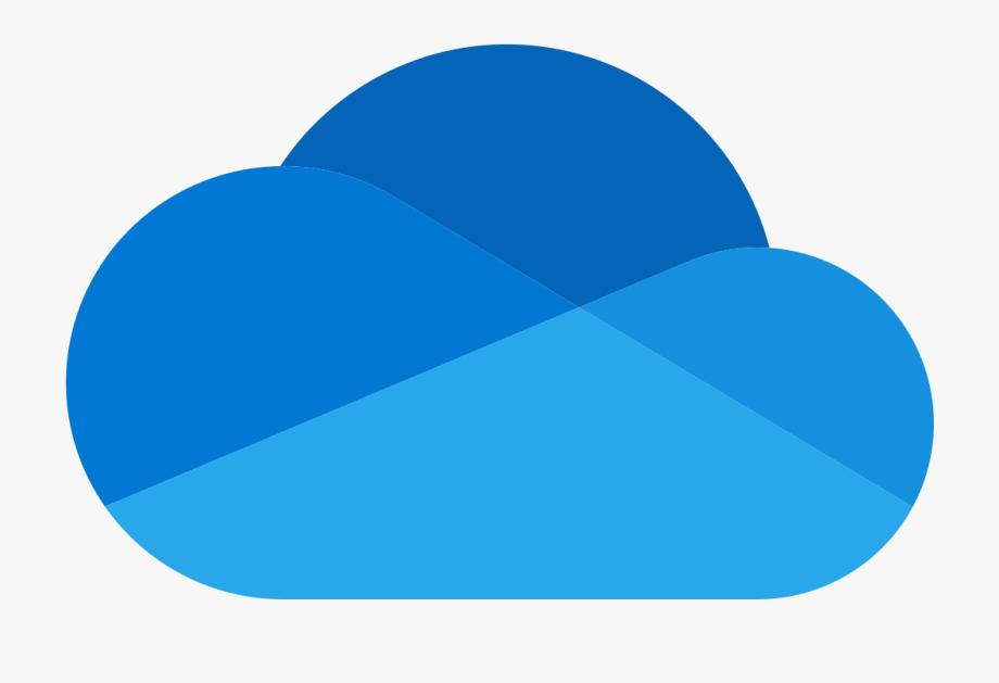 Transparent Onedrive Logo Png.