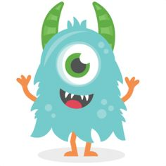Cute Monster Clipart & Cute Monster Clip Art Images.
