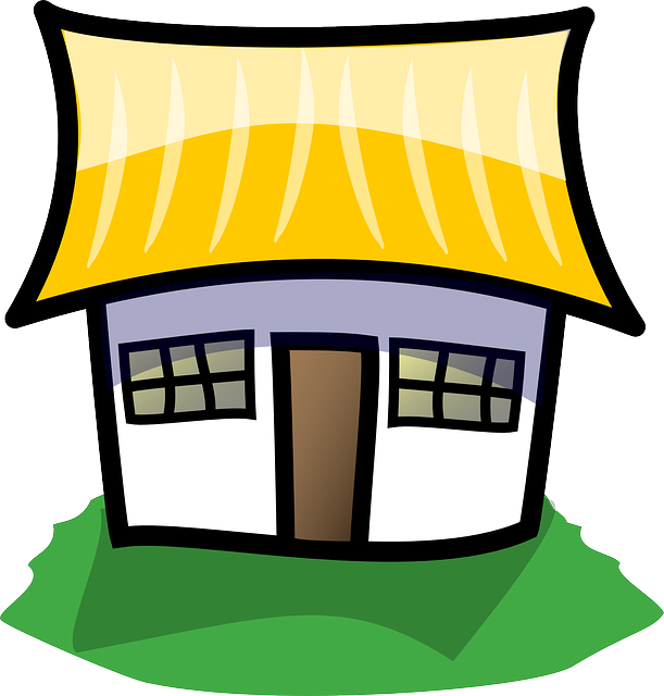 Free vector graphic: Family Home, Home, Detached House.