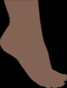 Foot Clip Art at Clker.com.