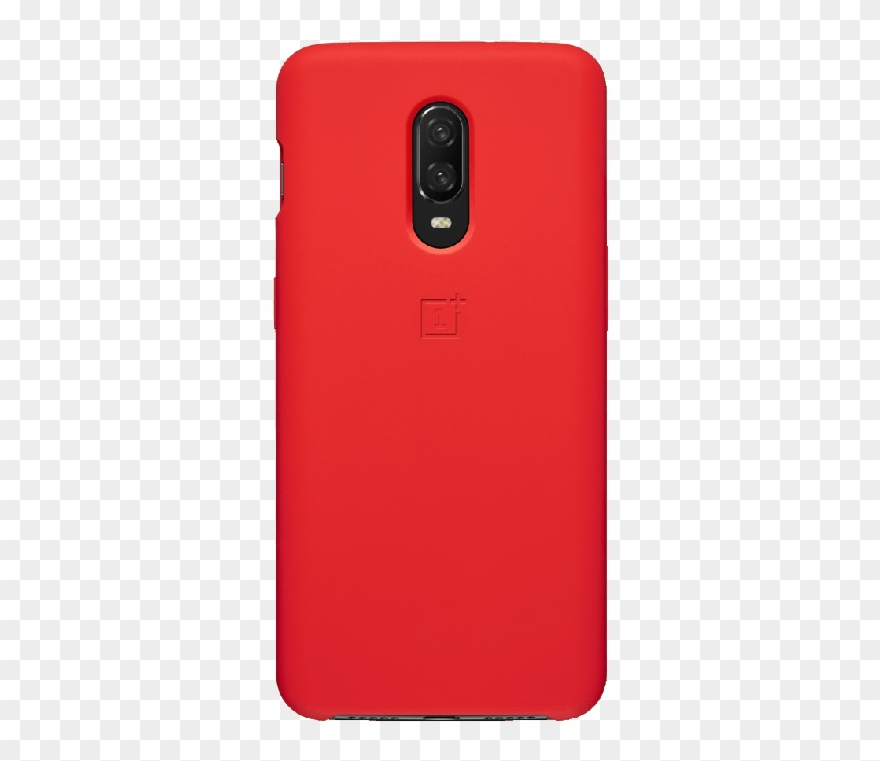 Official Protective Silicone Case For Oneplus 6t.